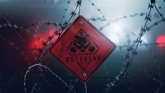 rainbow six siege outbreak uhd 8k wallpaper