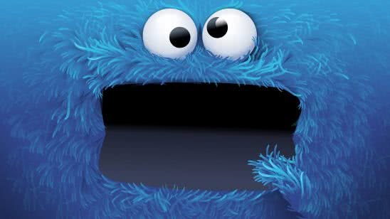 sesame street cookie monster wqhd 1440p wallpaper