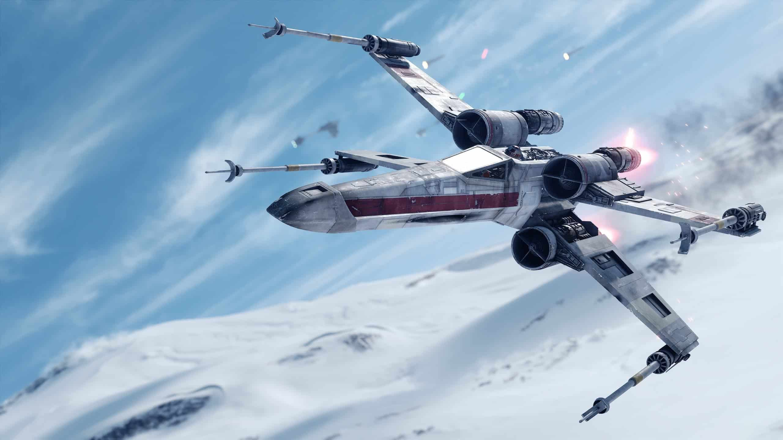 Star Wars X Wing Wqhd 1440p Wallpaper Pixelz
