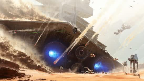 star wars battlefront battle of jakku wqhd 1440p wallpaper