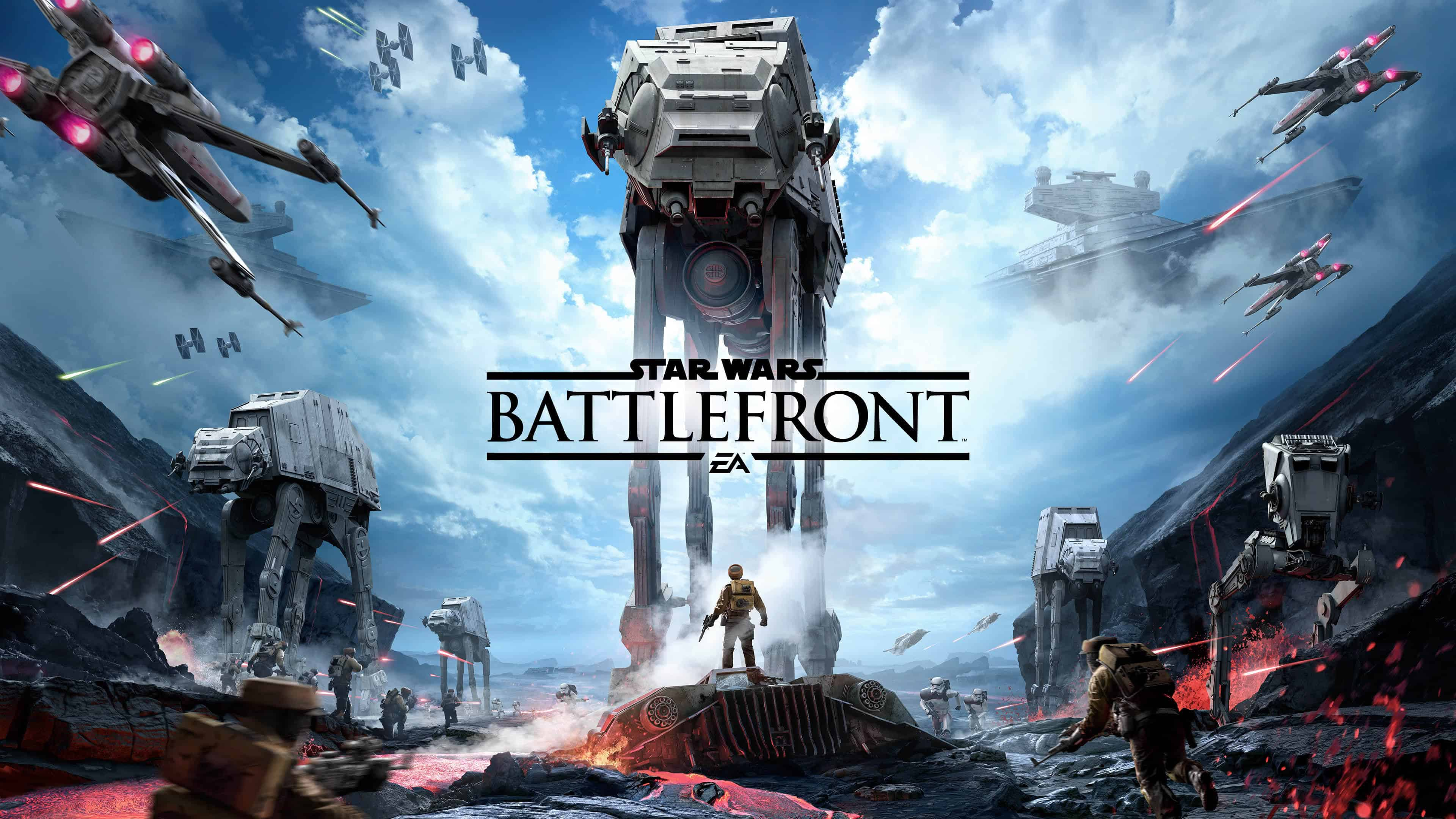 Star Wars Battlefront Uhd 4k Wallpaper Pixelz