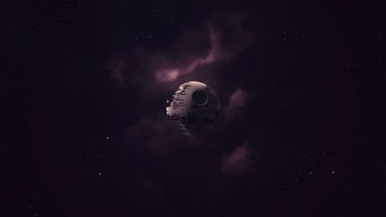 star wars death star wqhd 1440p wallpaper