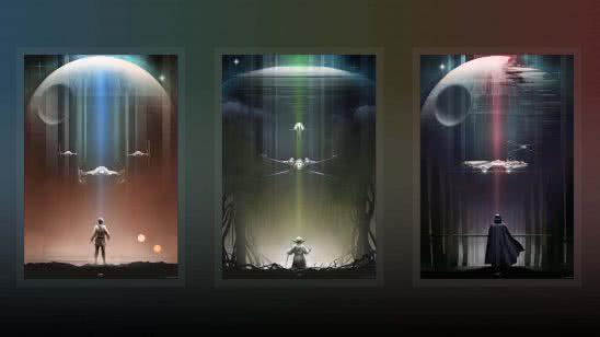star wars trilogy posters wqhd 1440p wallpaper