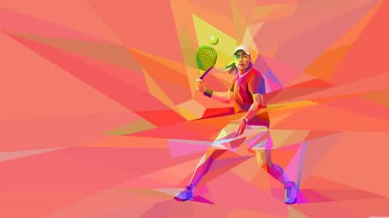 tennis player female uhd 8k wallpaper