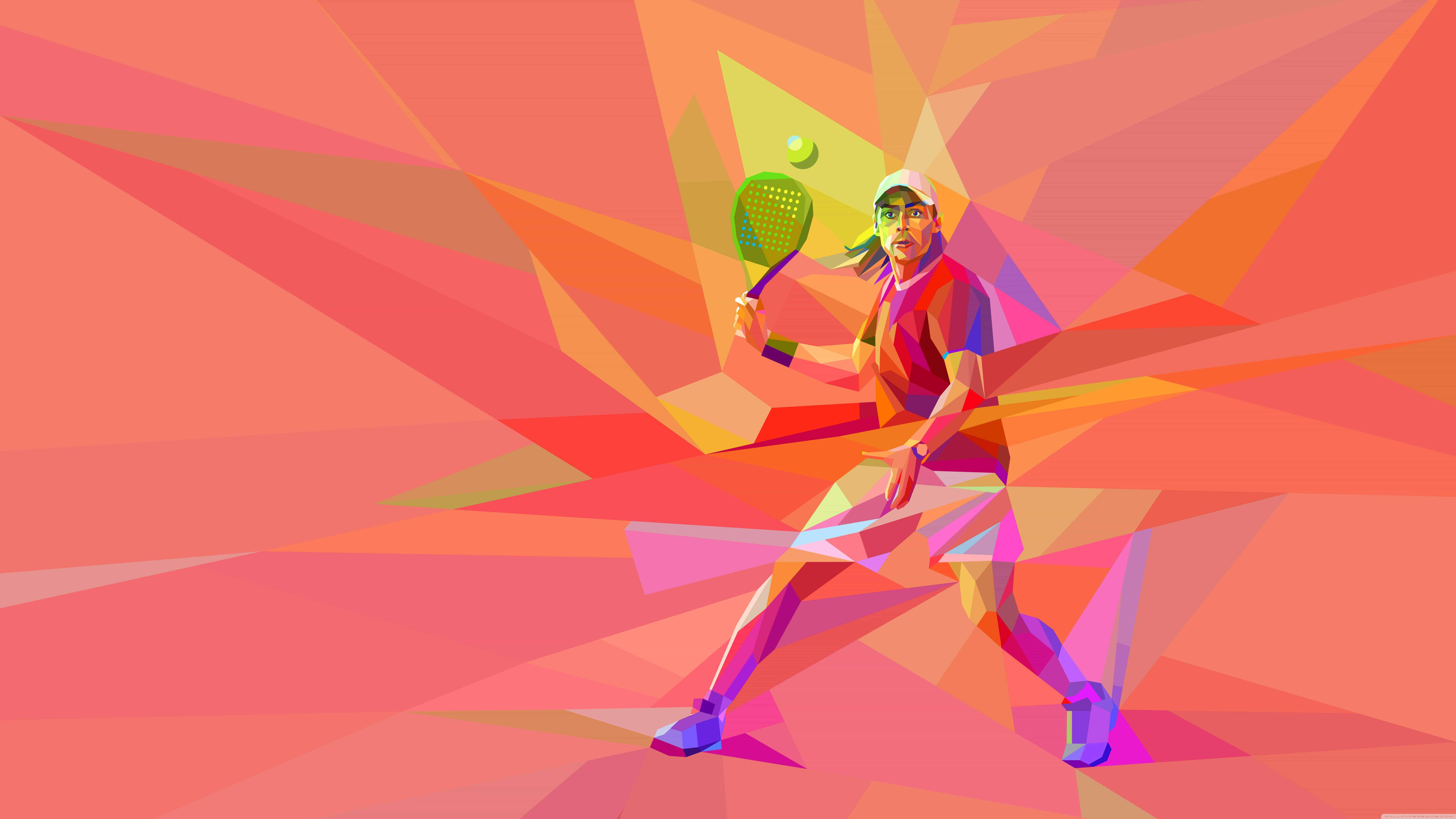 tennis player female uhd 8k wallpaper