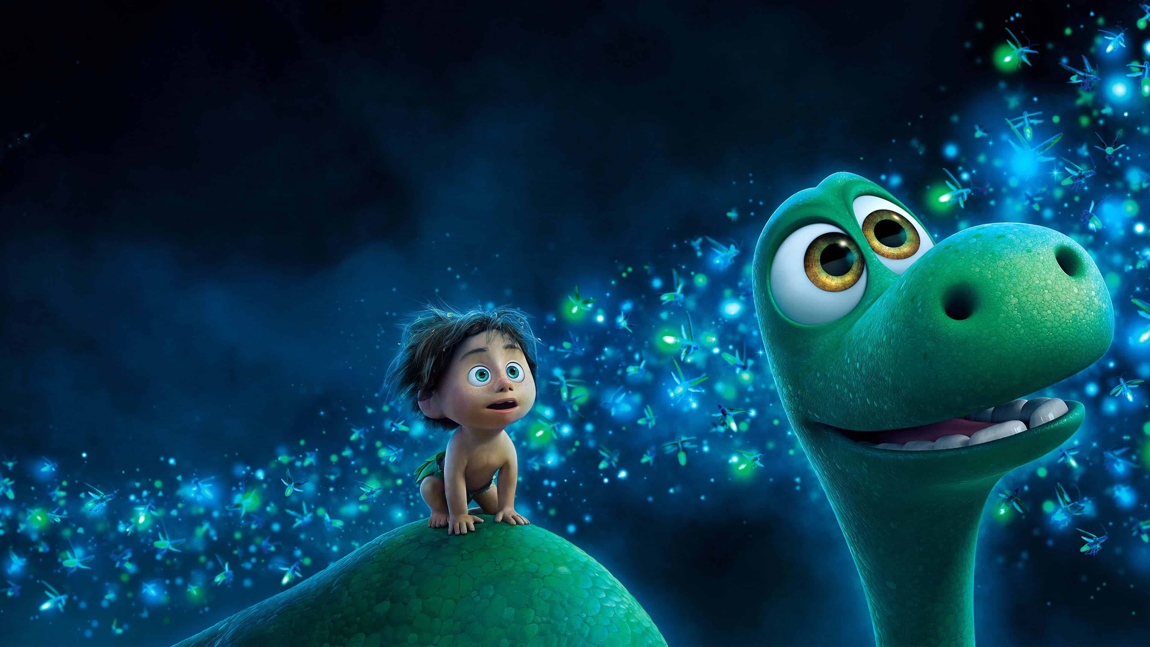 the good dinosaur uhd 4k wallpaper