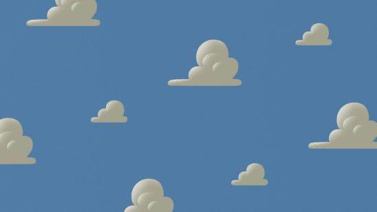 toy story andys room cloud wallpaper wqhd 1440p wallpaper