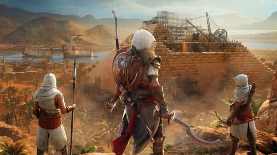 assassins creed origins the hidden ones dlc uhd 8k wallpaper