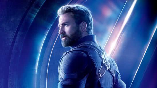 avengers infinity war captain america uhd 8k wallpaper