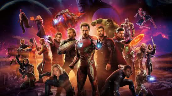 avengers infinity war international poster uhd 8k wallpaper