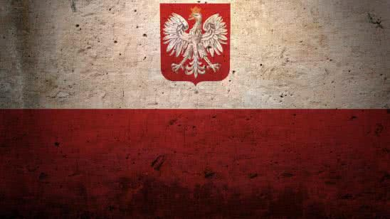 coat of arms of poland uhd 4k wallpaper
