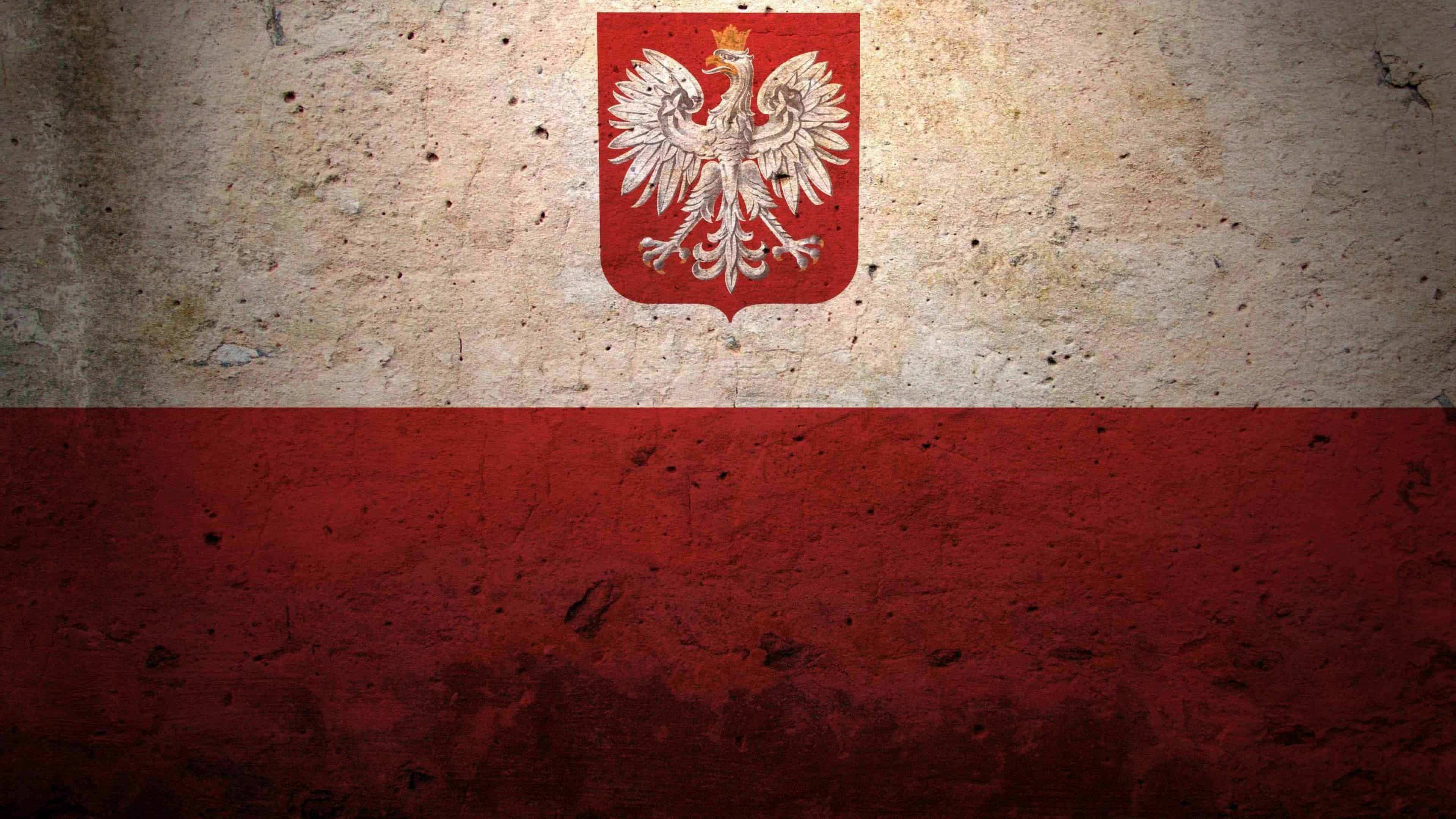 Coat Of Arms Of Poland Uhd 4k Wallpaper Pixelz