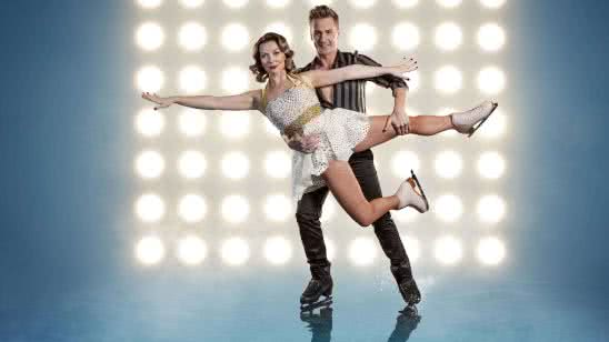 dancing on ice candice brown matt evers uhd 8k wallpaper