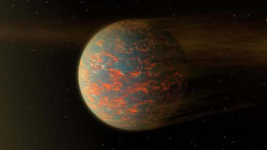 exoplanet 55 cancri e uhd 4k wallpaper