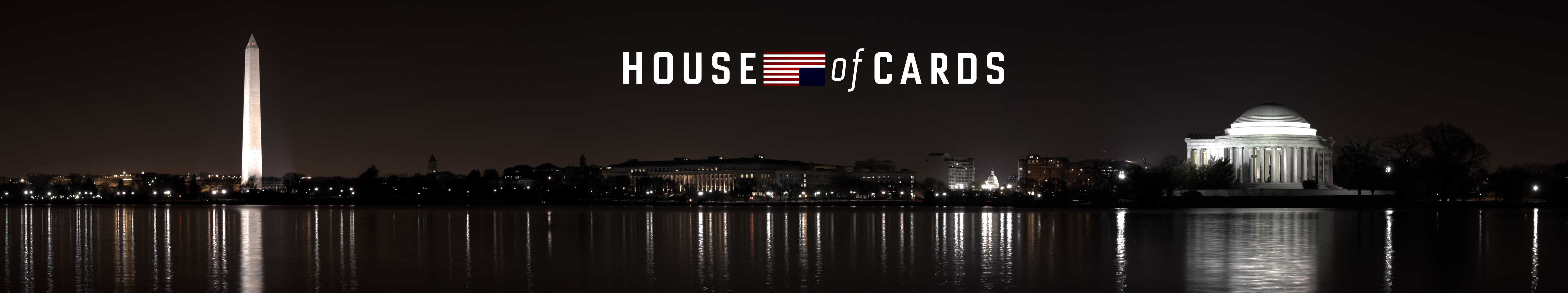 house of cards washington dc triple monitor wallpaper