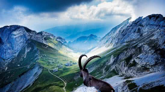 pilatus mountain switzerland uhd 4k wallpaper