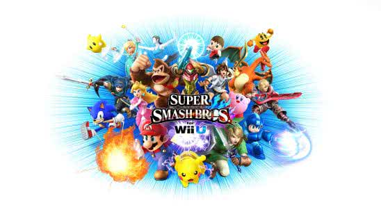 super smash brothers for wii u uhd 8k wallpaper