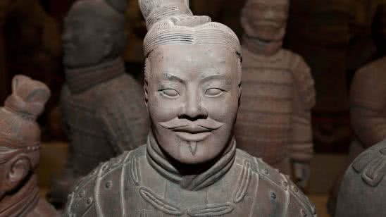 terracotta army statue china two uhd 4k wallpaper
