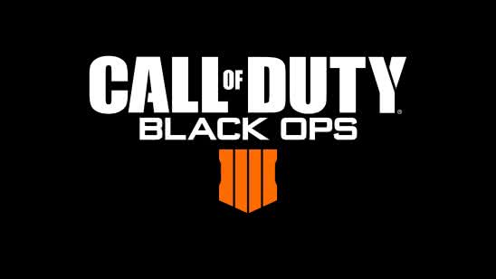 call of duty black ops 4 logo uhd 4k wallpaper