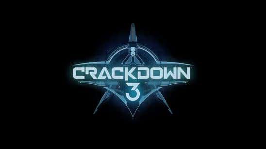crackdown 3 logo uhd 4k wallpaper