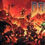 doom original cover uhd 4k wallpaper