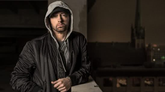 eminem marshal mathers with beard uhd 4k wallpaper