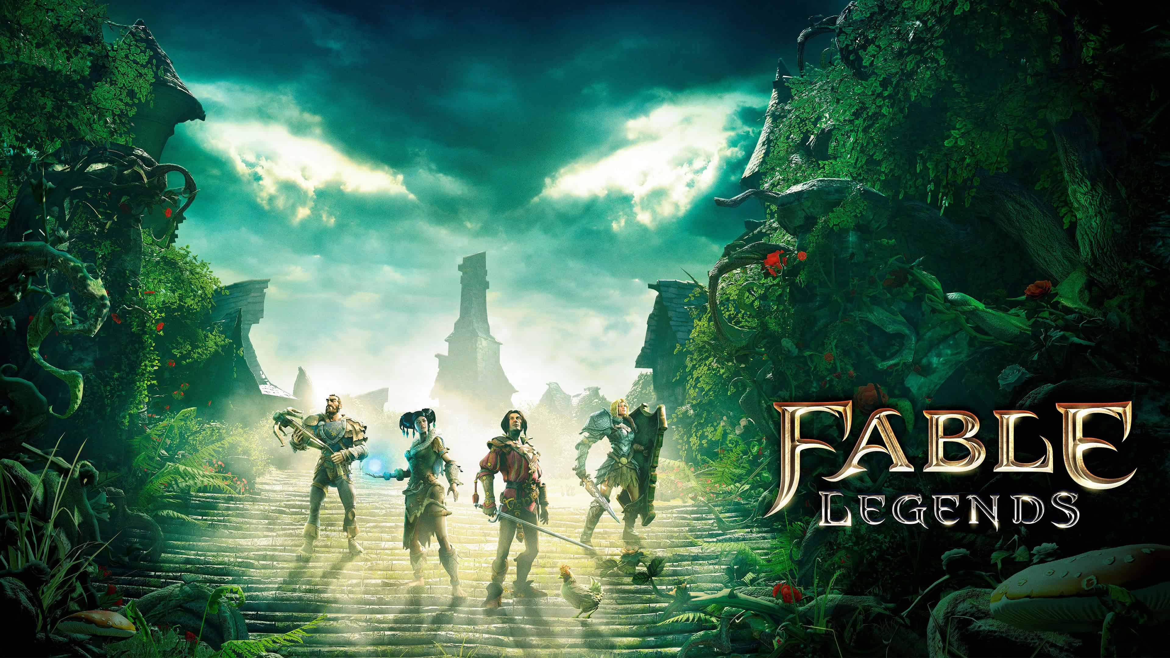 fable legends uhd 4k wallpaper.