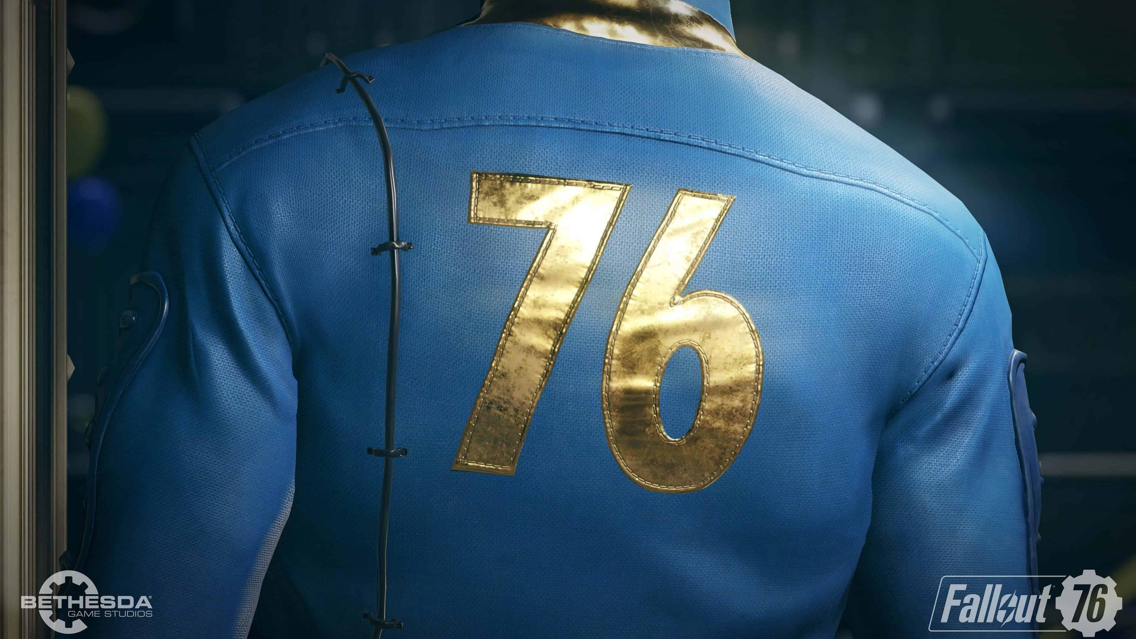 fallout 76 vault jumpsuit uhd 4k wallpaper