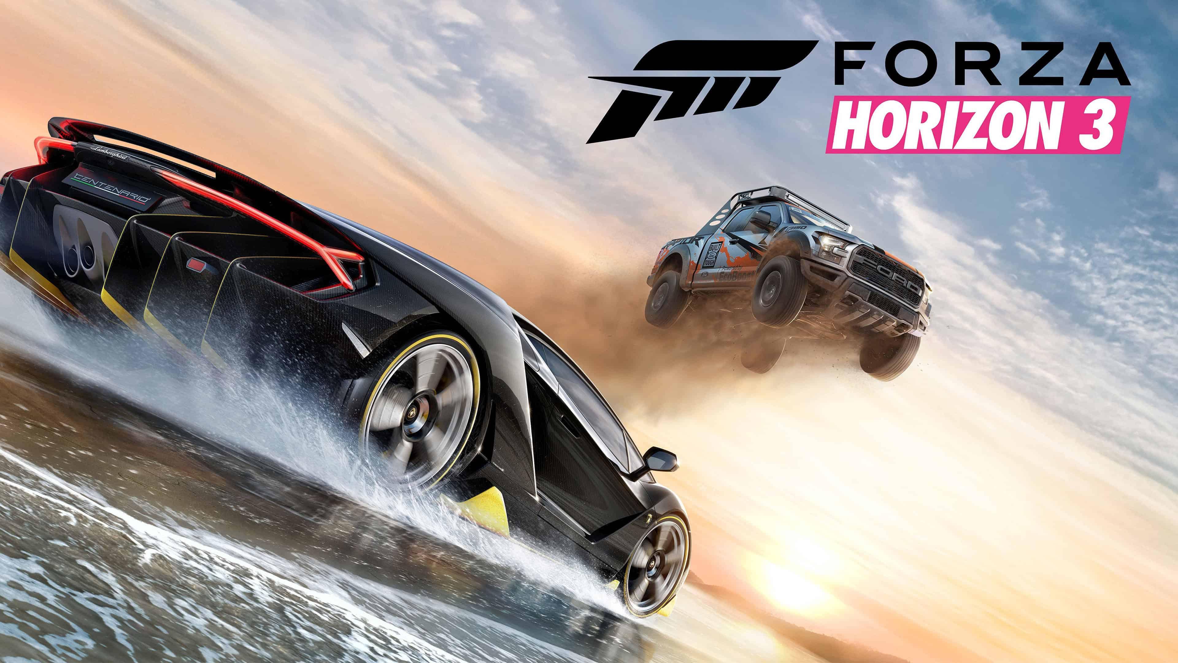 Forza Horizon 3 Uhd 4k Wallpaper