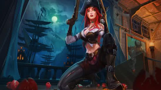 league of legends miss fortune uhd 8k wallpaper