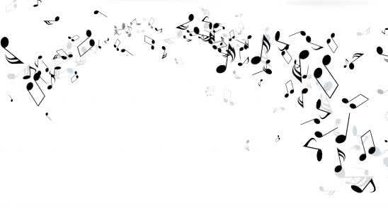 musical notes uhd 4k wallpaper