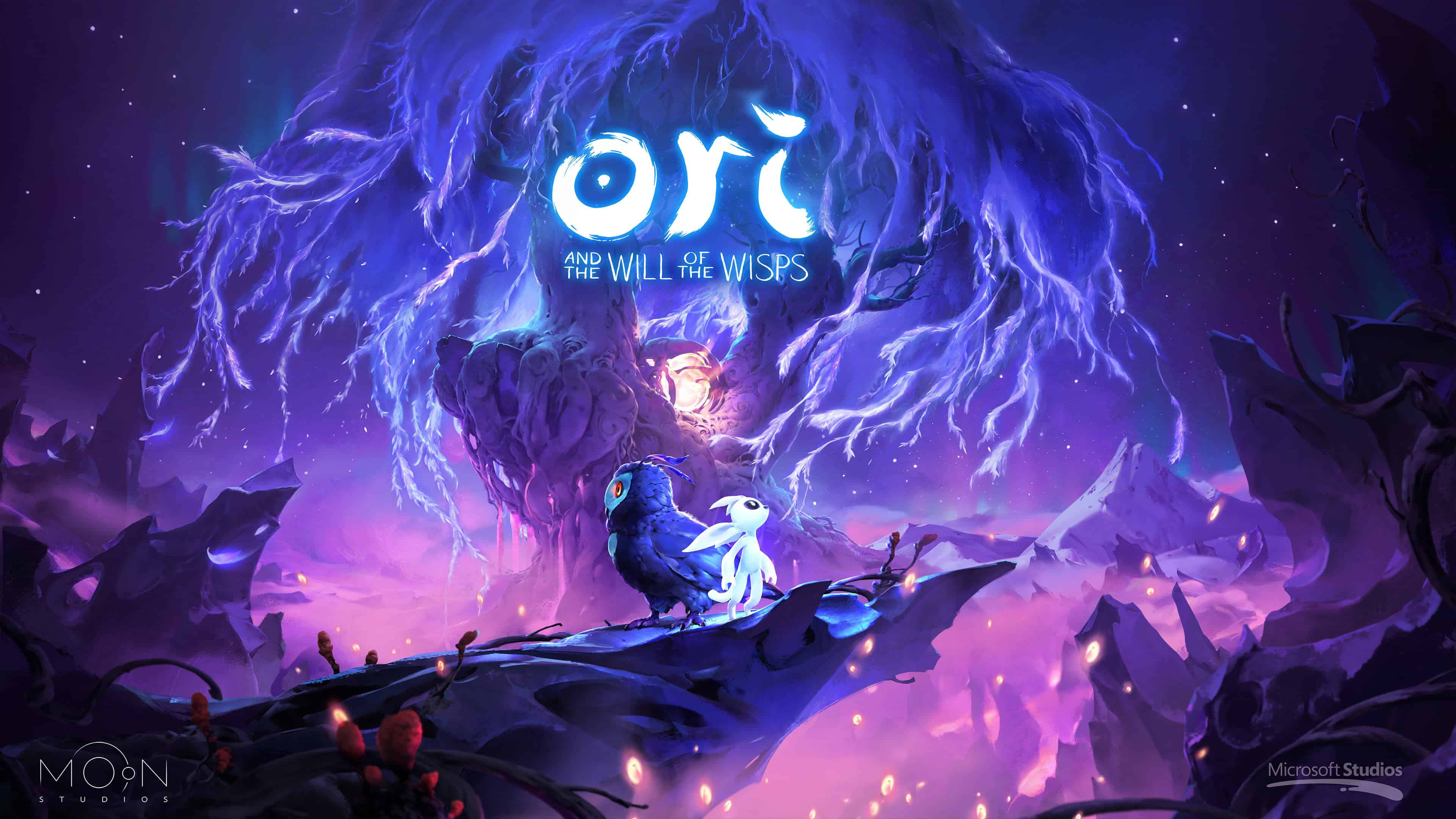 ori and the will of the wisps uhd 4k wallpaper
