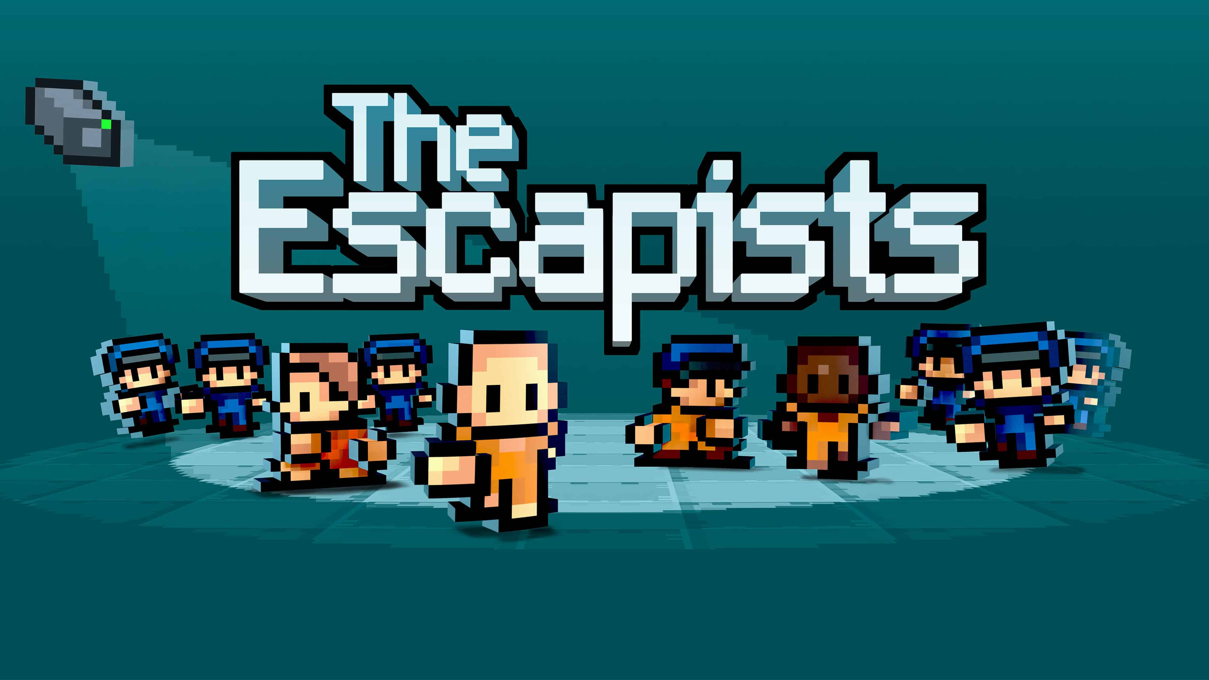 the escapists uhd 4k wallpaper