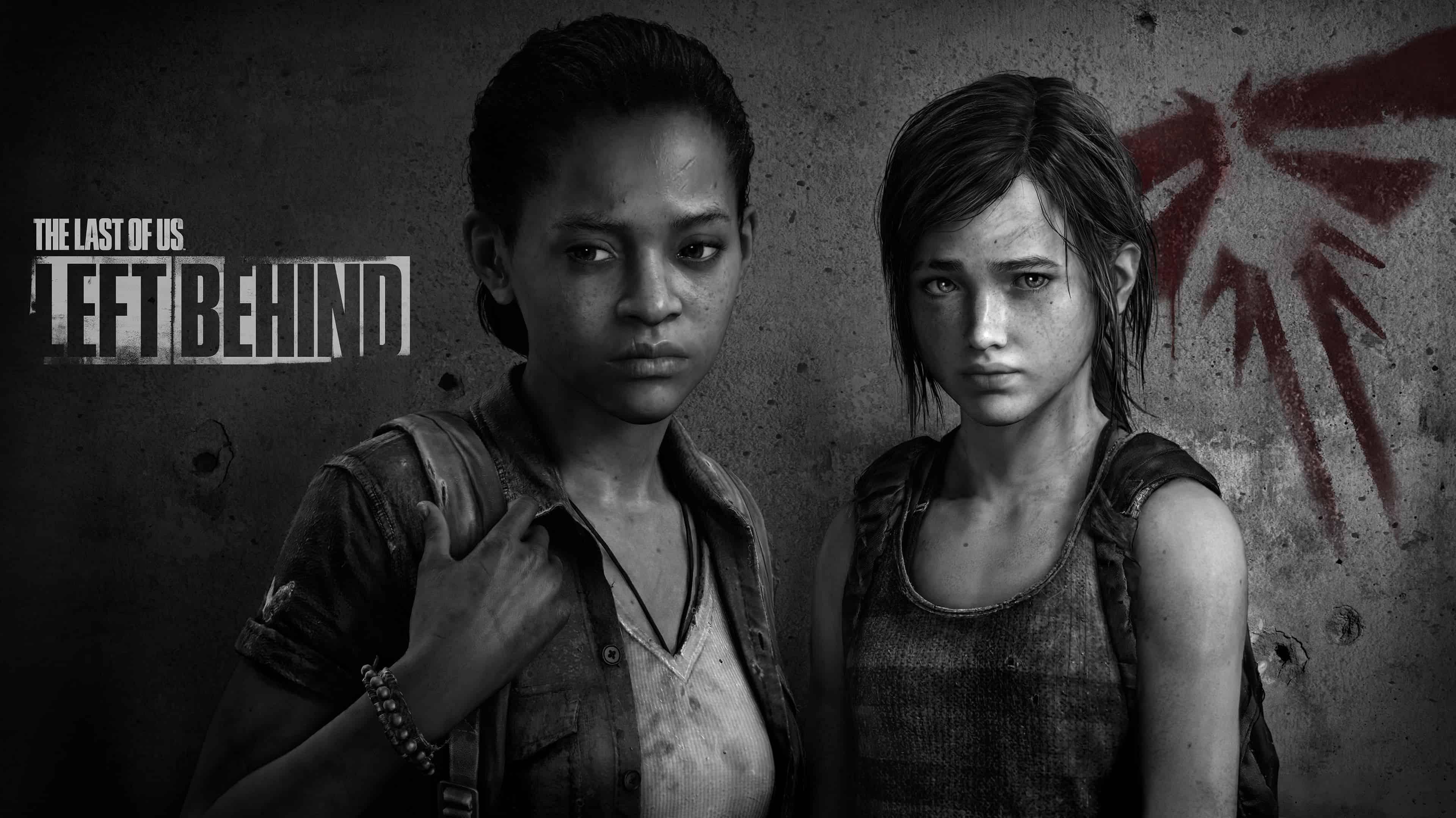 The Last Of Us Left Behind Uhd 4k Wallpaper Pixelz