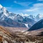 ama dablam mountain himalaya range nepal uhd 4k wallpaper