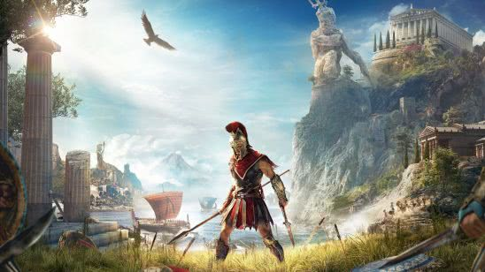 assassins creed odyssey greece uhd 4k wallpaper