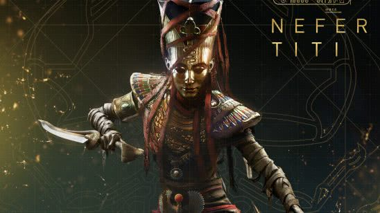 assassins creed origins nefertiti uhd 4k wallpaper