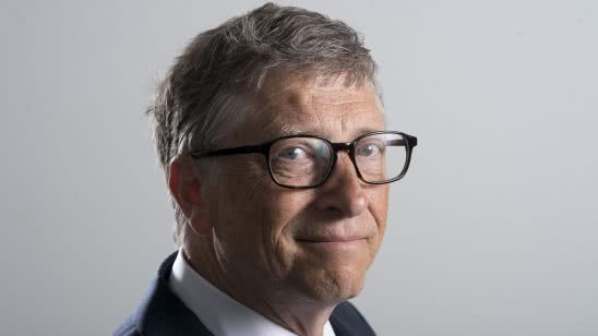 bill gates microsoft portrait uhd 4k wallpaper