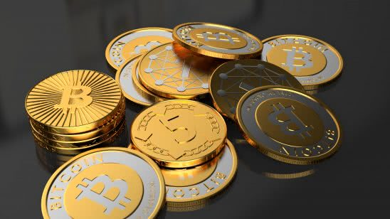 bitcoin coins uhd 4k wallpape