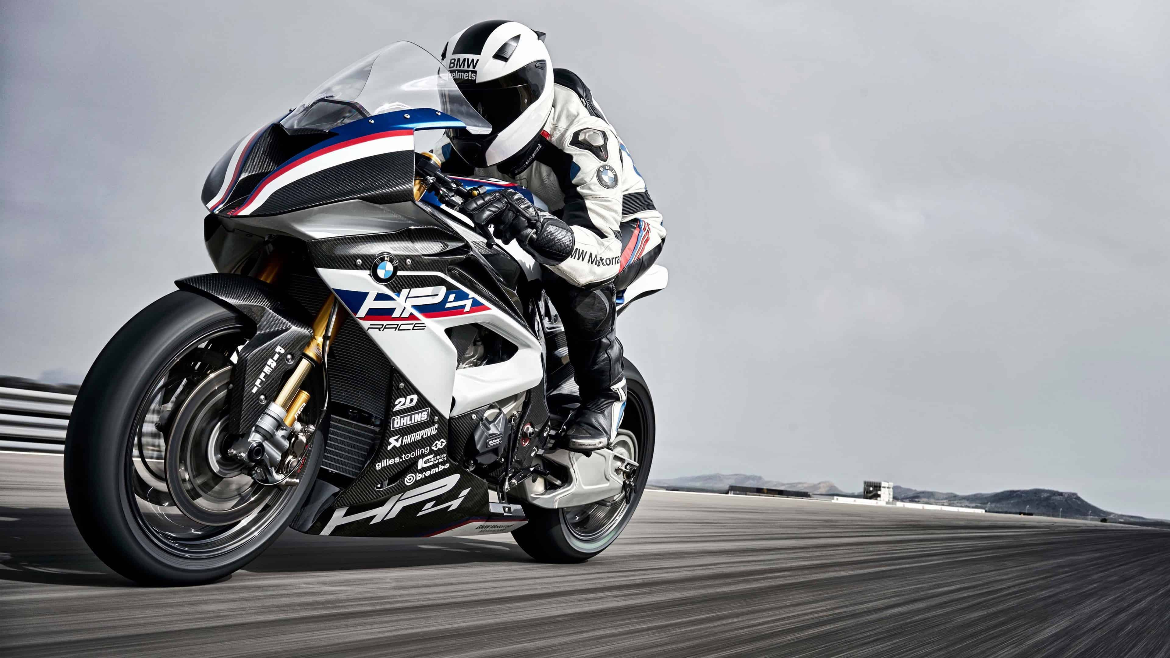 Bmw Hp4 Bike Uhd 4k Wallpaper