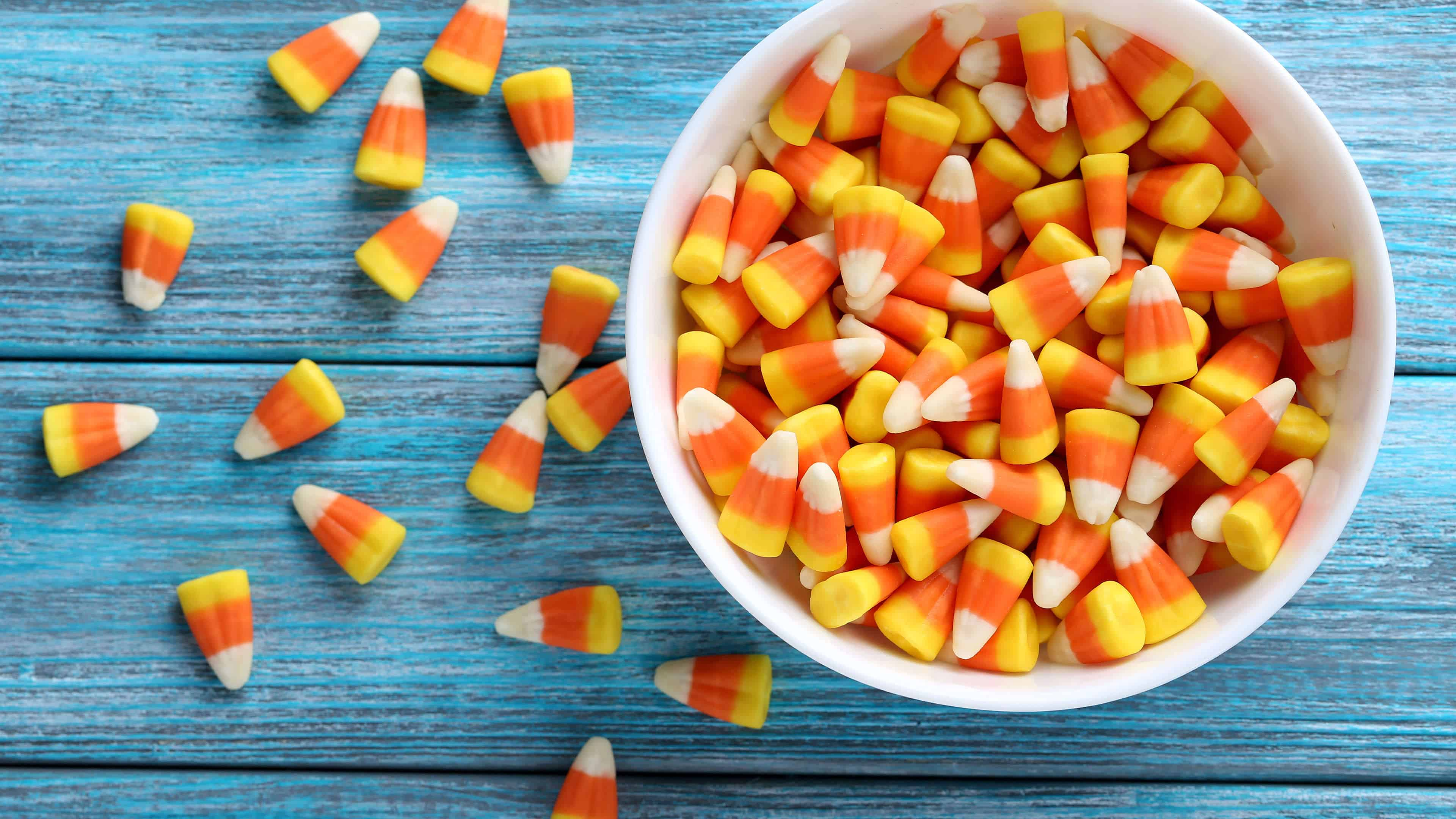 candy corn uhd 4k wallpaper
