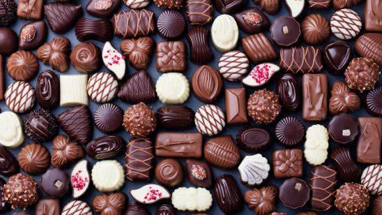 chocolate candies uhd 4k wallpaper