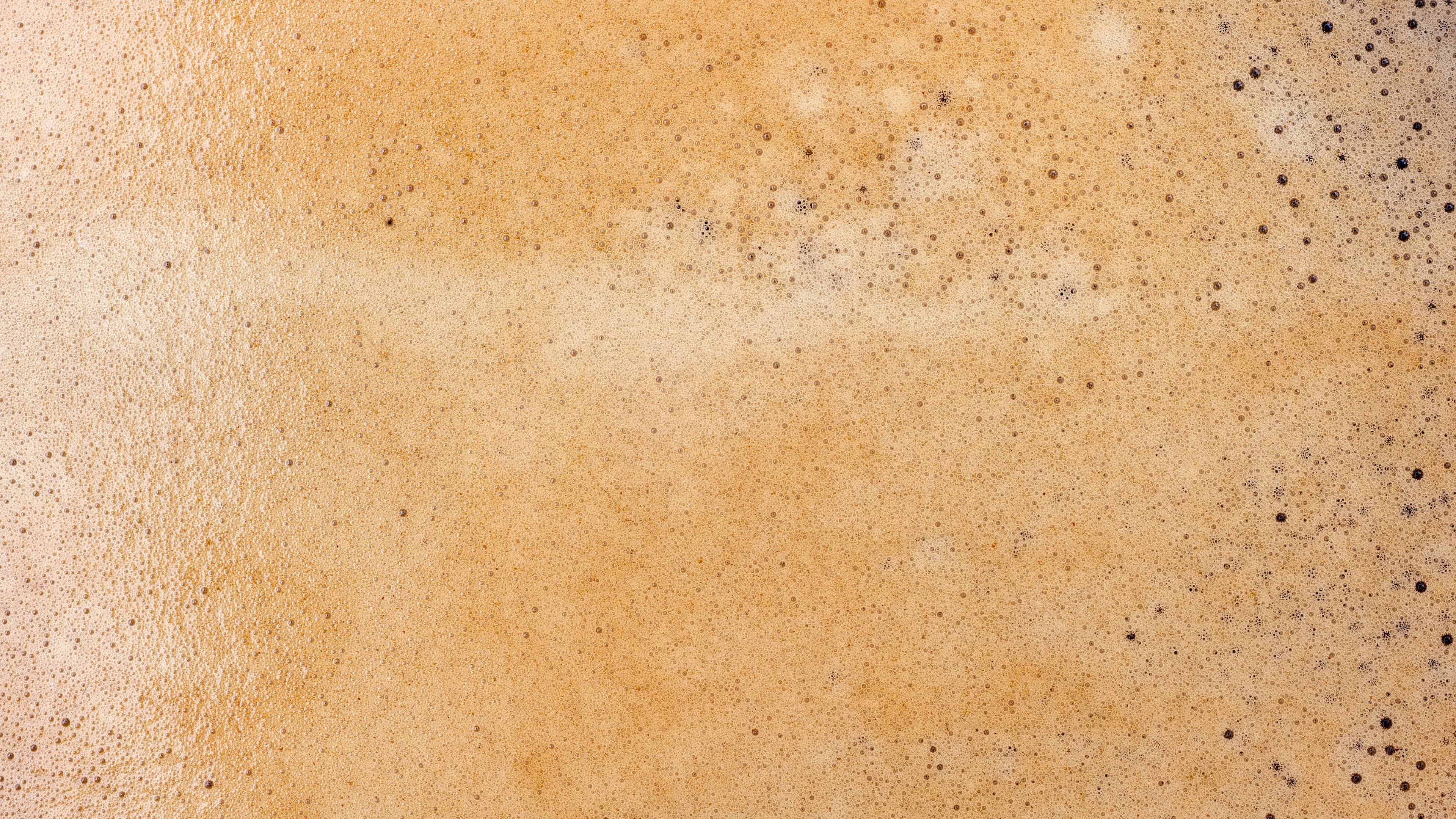 coffee foam uhd 4k wallpaper