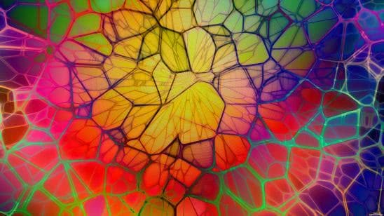 colorful kaleidoscope uhd 4k wallpaper