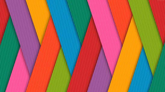 colorful strips uhd 4k wallpaper