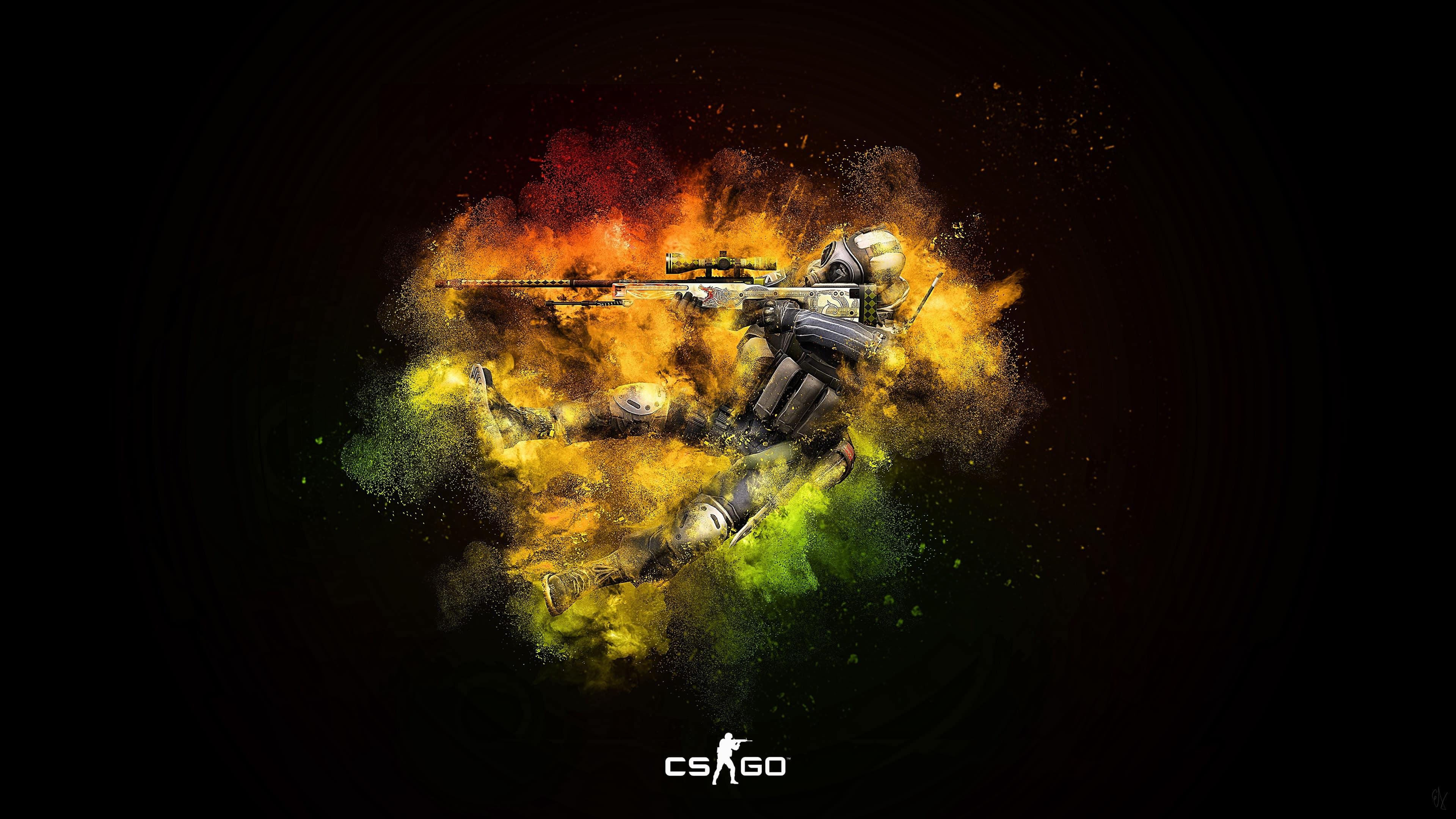 counter strike global offensive cs:go uhd 4k wallpaper
