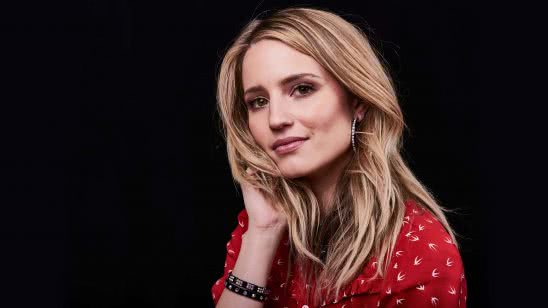 dianna agron portrait uhd 8k wallpaper
