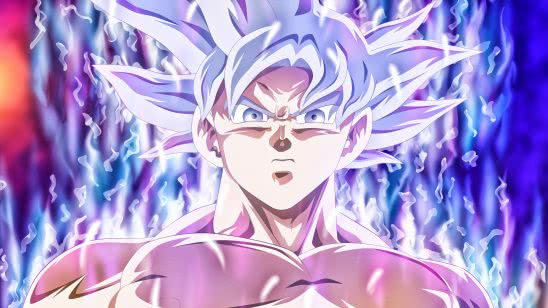 dragon ball goku mastered ultra instinct uhd 8k wallpaper