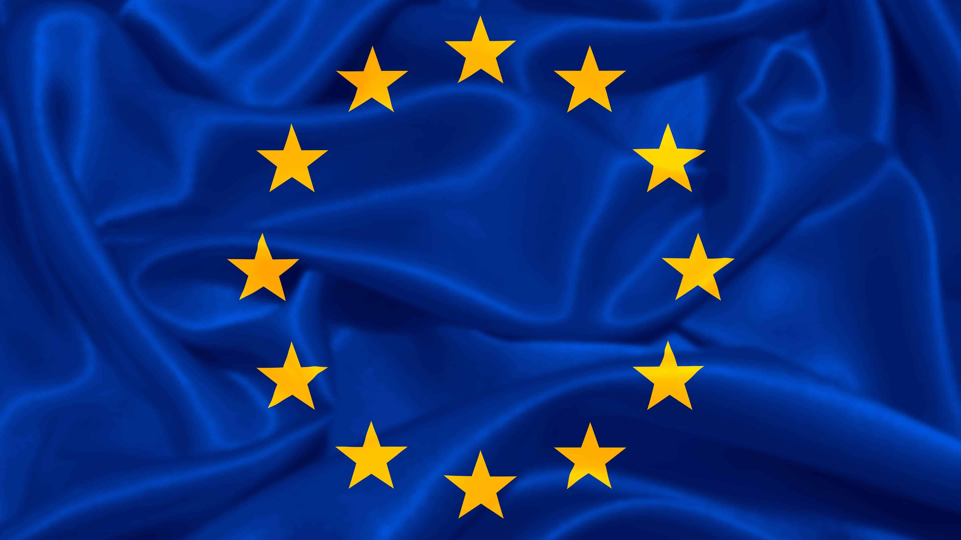european union eu flag uhd 4k wallpaper