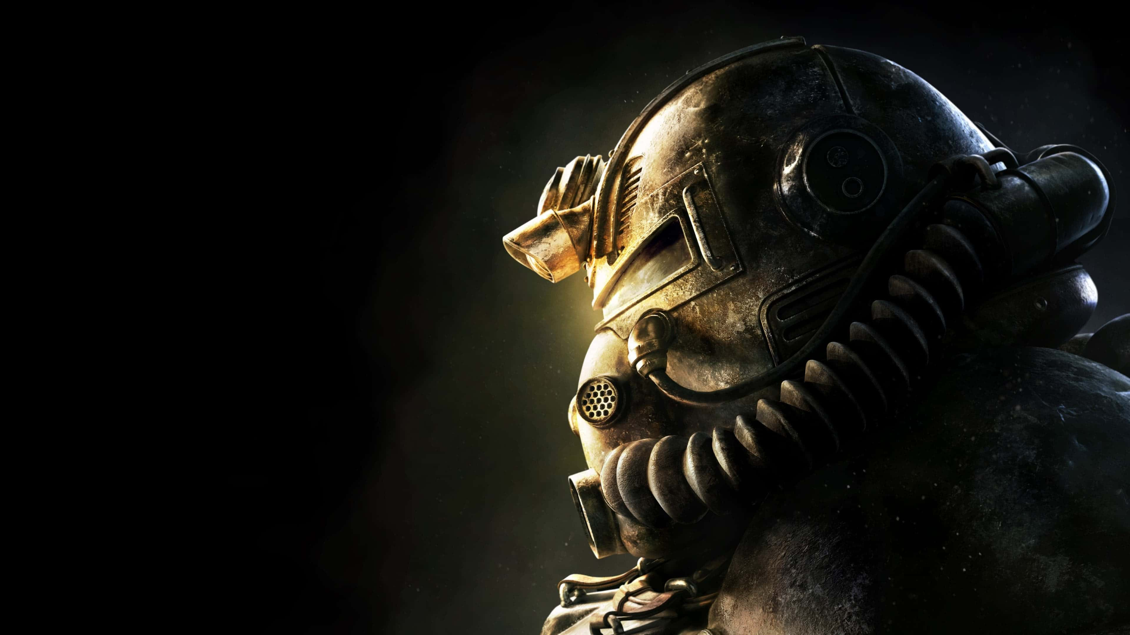 Fallout 76 Power Armor Uhd 4k Wallpaper